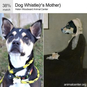 dog whistler mother