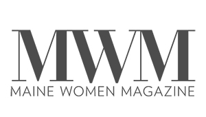 maine women magazine feature of jane harrell