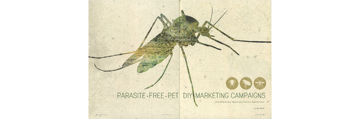 parasite free pet marketing